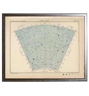 Constellation star map 64