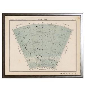 Constellation star map 67