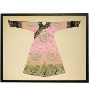 Light Pink Oriental Robe