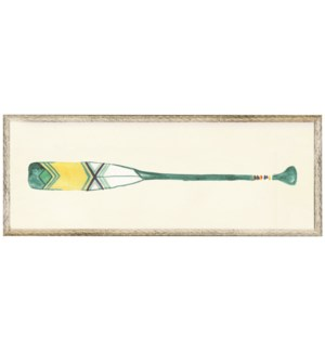 Watercolor Oar C