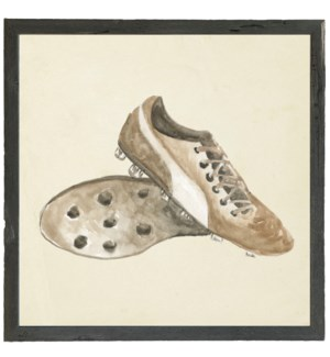 Watercolor Cleats