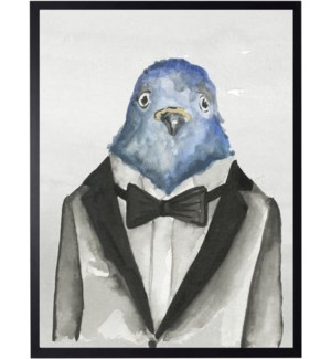 Watercolor Pigeon
