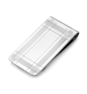 Sterling Money Clip