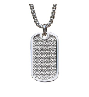 Stainless Pendant