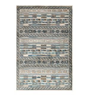 Liora Manne Ashford Tribal Indoor Rug Cool