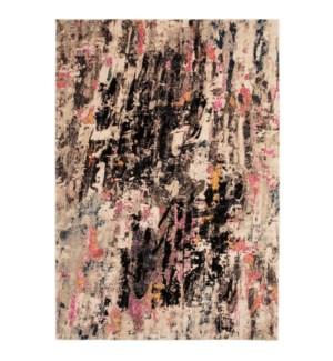 Liora Manne Fresco Abstract Indoor/Outdoor Rug Multi