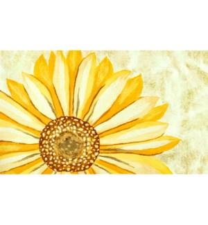 Liora Manne Illusions Sunflower Indoor/Outdoor Mat Yellow