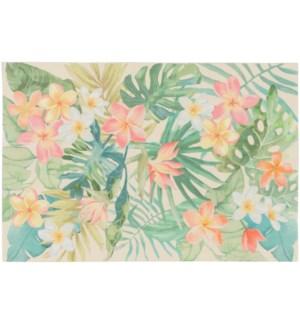 Liora Manne Illusions Paradise Indoor/Outdoor Mat Pastel