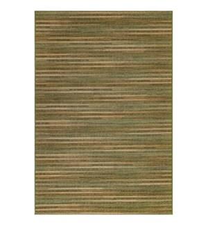 Liora Manne Marina Stripes Indoor/Outdoor Rug Green