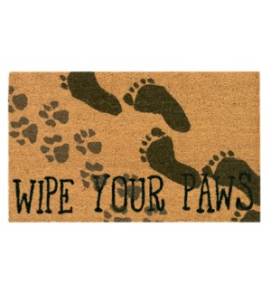 Liora Manne Natura Wipe Your Paws Outdoor Mat Natural