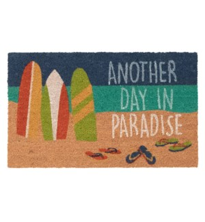 Liora Manne Natura Beach Paradise Outdoor Mat Nautical