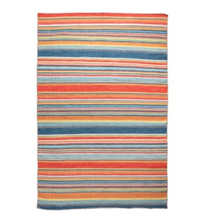Liora Manne Sonoma Malibu Stripe Indoor/Outdoor Rug Sunscape