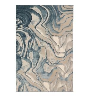 Liora Manne Soho Agate Indoor Rug Blue