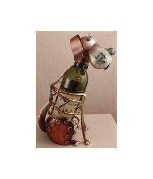 Dog Wine Holder12 in.H