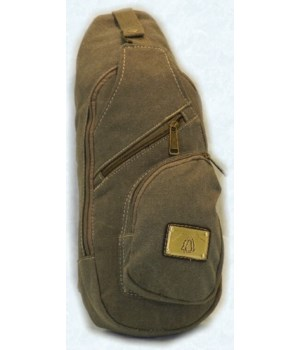 GREEN CANVAS SLING 16 in.