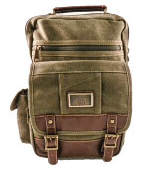 GREEN CANVAS SLING 14 in.