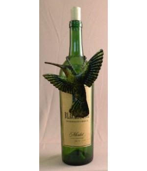 Hummingbird Bottle Charm   S/6