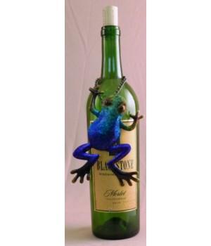 Frog Bottle Charm  Set of 6