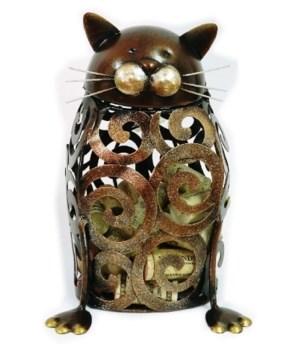 CAT CORK HOLDER 6.7 x 7.5 in.