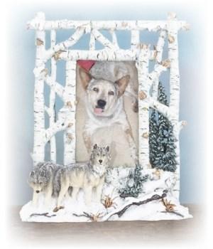 Wolf Frame 4 x 6 x 10.5 in. H