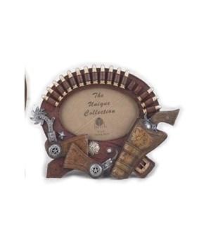 Gun Belt Frame 6 x 4 x 10 in. W
