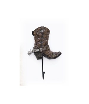 Boot Wall Hook 6.5 in. L