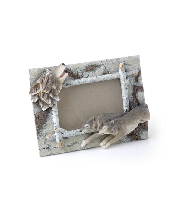 Wolf Frame 6 x 4 x 9.25 in. W