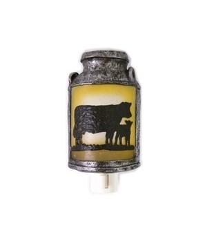 COW MILK JUG NIGHTLIGHT