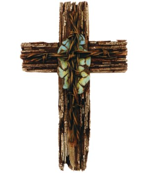 CROSS WITH TURQUOISE 13.1 in.