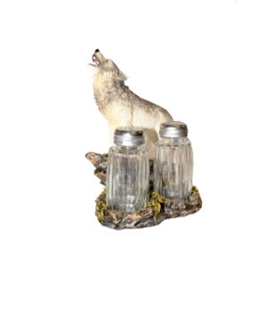 WOLF SALT & PEPPER