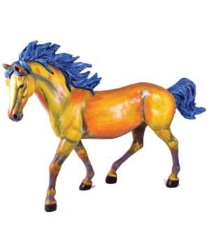 MULTI COLOR HORSE 16 in.