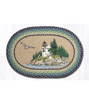 OP-311 Bass Harbor Oval Patch 20 x 30 x 0.17 in.