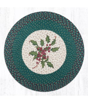 RP-508 Holly Round Patch 27 in.x27 in.x0.17 in.