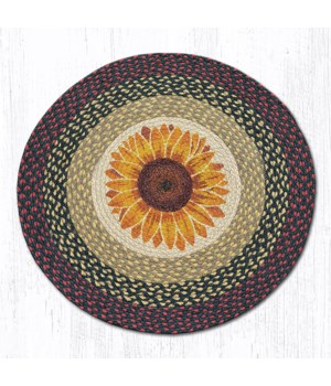 RP-919 Sunflower Round Patch 27 in.x27 in.x0.17 in.