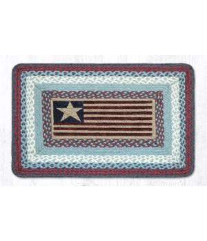 PP-15 Flag Oblong Patch 20 x 30 x 0.17 in.