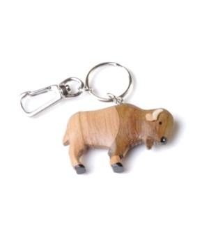 Buffalo Key Ring  Set of 6