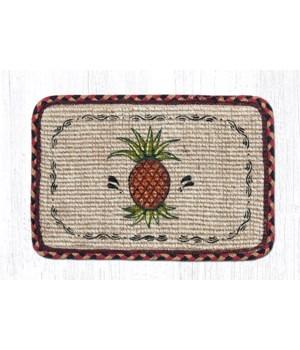 WW-375 Pineapple Wicker Weave Swatch 10 x 15 x 0.17 in.