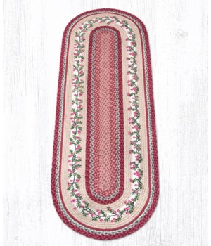 OP-390 Cranberries Oval Patch 2'x6'x0.17 in.