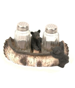 BEAR / BOAT S&P SHAKER SET 6 in.