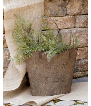 Flower Basket - Country Living