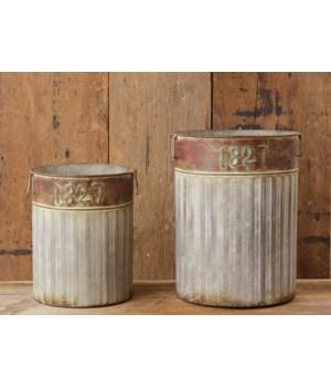 Planter - Tin Cans