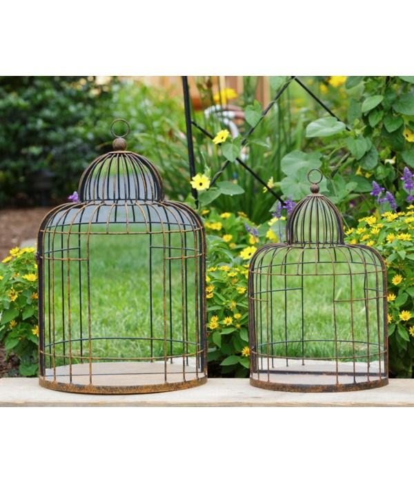 Mirrors - Bird Cage Style