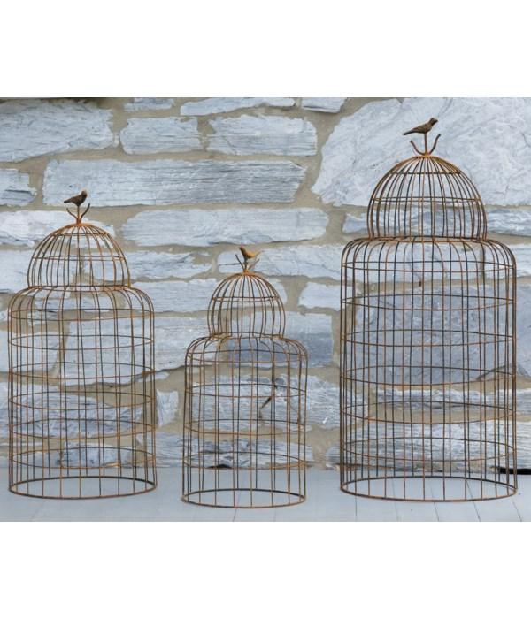 Bird Cages - Vintage Rusty