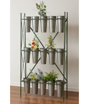 Flower Stem Stand