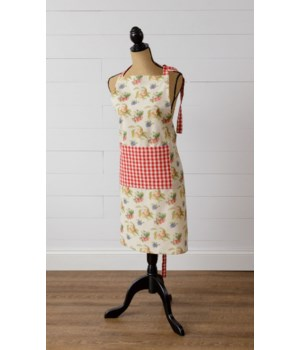 Freshly Picked - Apron 34 H x 23 W in.