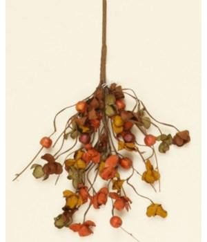 Branch - Autumn Flowers & Berries