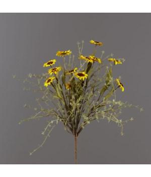 Branch - Black Eyed Susans, Foliage