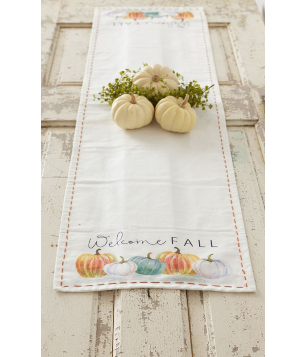 Pick Of The Patch - Table Runner