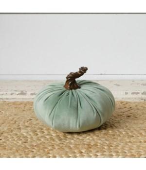 Velvet Pumpkin, Green