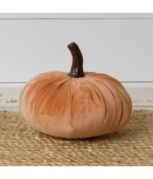 Velvet Pumpkin, Orange